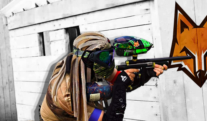 Interview de Foxito Paintball