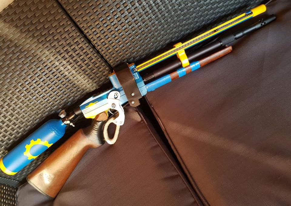 Spyder Hammer 7 Custom